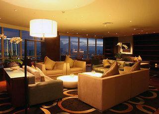 Hotel Centara Grand at Central World Lounge/Empfang
