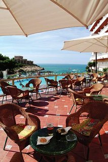 Hotel Cala Font Terasse
