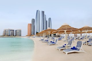 Hotel Intercontinental Abu Dhabi Strand