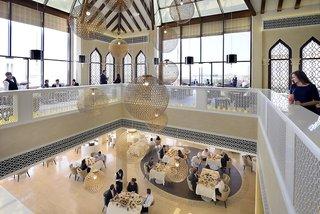 Hotel Intercontinental Abu Dhabi Lounge/Empfang