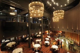 Hotel Intercontinental Abu Dhabi Restaurant