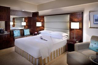 Hotel Intercontinental Abu Dhabi Wohnbeispiel