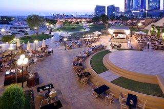 Hotel Intercontinental Abu Dhabi Terasse