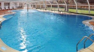 Hotel GHT Oasis Park & Spa Hallenbad