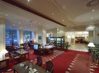 Hotel Ambassador Zlata Husa Lounge/Empfang
