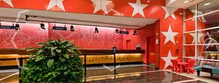 Hotel Disney´s All Star Music Resort Lounge/Empfang