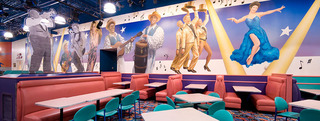 Hotel Disney´s All Star Music Resort Restaurant