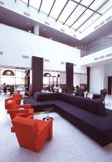 Hotel Dutch Design Hotel Artemis Lounge/Empfang