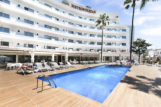 Hotel Metropolitan Playa JUKA Aparthotel Pool