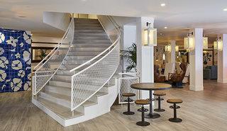 Hotel Delamar - Erwachsenenhotel Lounge/Empfang