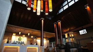 Hotel Apsara Beachfront Resort & Villa Lounge/Empfang