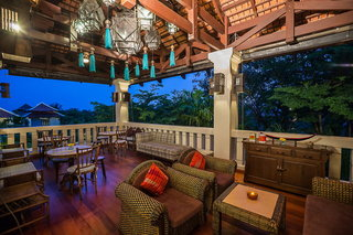 Hotel Khaolak Laguna Resort Terasse