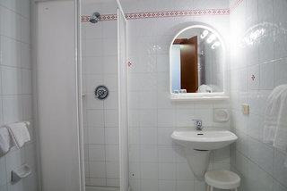 Hotel Internazionale Badezimmer