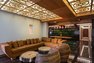 Hotel Anesis Blue Boutique Lounge/Empfang