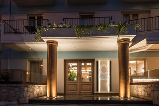 Hotel Anesis Blue Boutique Außenaufnahme