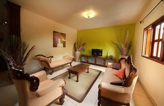 Hotel Le Palmiste Resort & Spa Lounge/Empfang