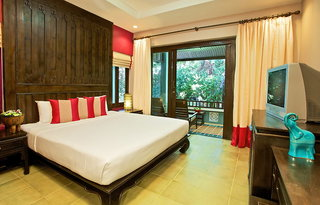 Hotel The Chaweng Garden Beach Resort Wohnbeispiel