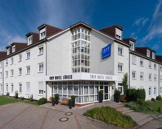 Hotel TRYP by Wyndham Lübeck Aquamarin Außenaufnahme