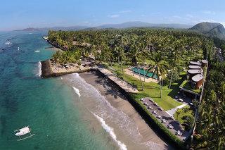 Hotel Candi Beach Resort & Spa Luftaufnahme