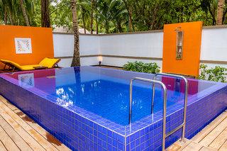 Hotel Angsana Resort & Spa Maldives Velavaru Wohnbeispiel