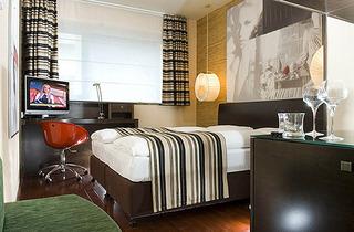 Hotel Soho Budapest Wohnbeispiel