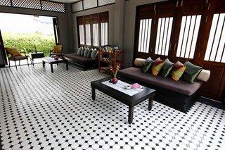 Hotel The Chaweng Garden Beach Resort Lounge/Empfang