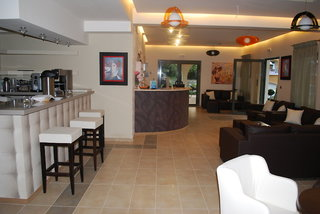 Hotel Eleana Lounge/Empfang