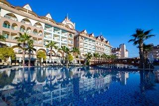 Hotel Side Crown Palace Außenaufnahme