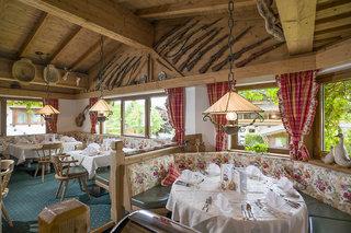 Hotel Familienhotel Rotspitz Restaurant