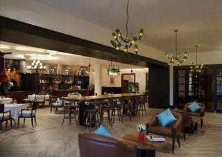 Hotel Grand Hyatt Dubai Bar