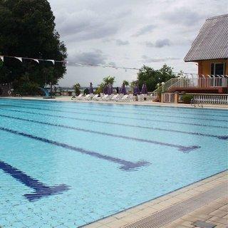 Hotel Changi Cove Pool