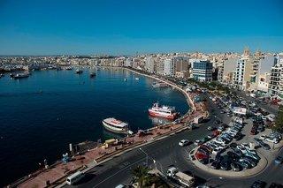 Hotel Sliema Marina Landschaft