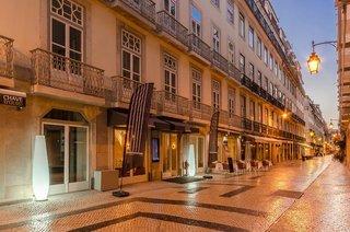 Hotel behotelisboa Außenaufnahme