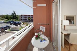 Hotel Zelena Resort - Hotel Albatros Plava Laguna Wohnbeispiel