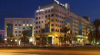 Hotel City Seasons Muscat Außenaufnahme