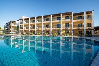 Hotel Gouves Water Park Holiday Resort Außenaufnahme