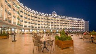 Hotel Adalya Elite Lara Außenaufnahme