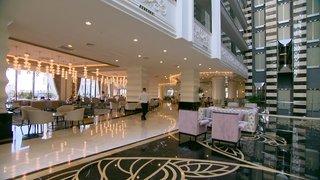Hotel Adalya Elite Lara Lounge/Empfang