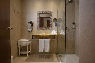 Hotel La Pergola Aparthotel Badezimmer
