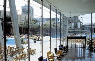 Hotel Gran Hotel Bali Lounge/Empfang