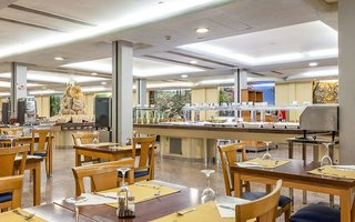Hotel Gran Hotel Bali Restaurant