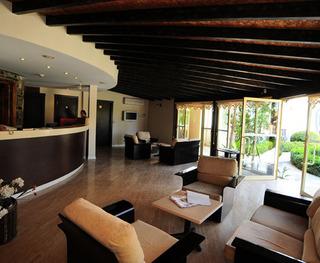 Hotel Bitez Garden Life Hotel & Suites Lounge/Empfang