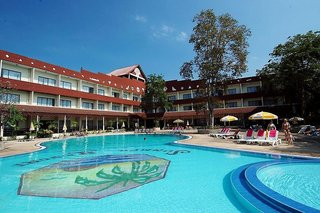 Hotel Pattaya Garden Pool