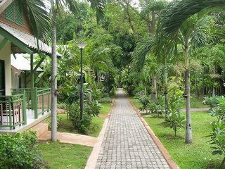 Hotel Pattaya Garden Garten