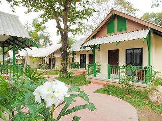 Hotel Pattaya Garden Außenaufnahme