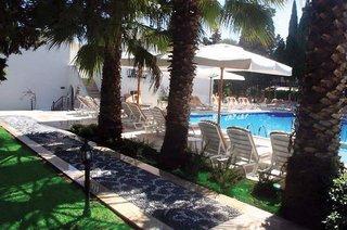 Hotel Bitez Garden Life Hotel & Suites Garten