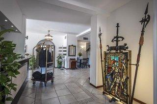 Hotel Baia Del Capitano Lounge/Empfang