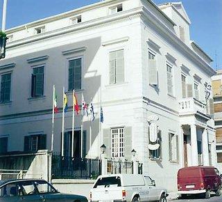 Hotel Bella Venezia Außenaufnahme