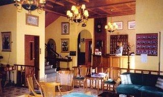 Hotel Bella Venezia Lounge/Empfang