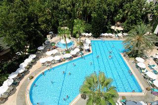 Hotel Botanik Platinum Pool